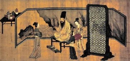 中国古代屏风文化——传统家具装饰艺术
