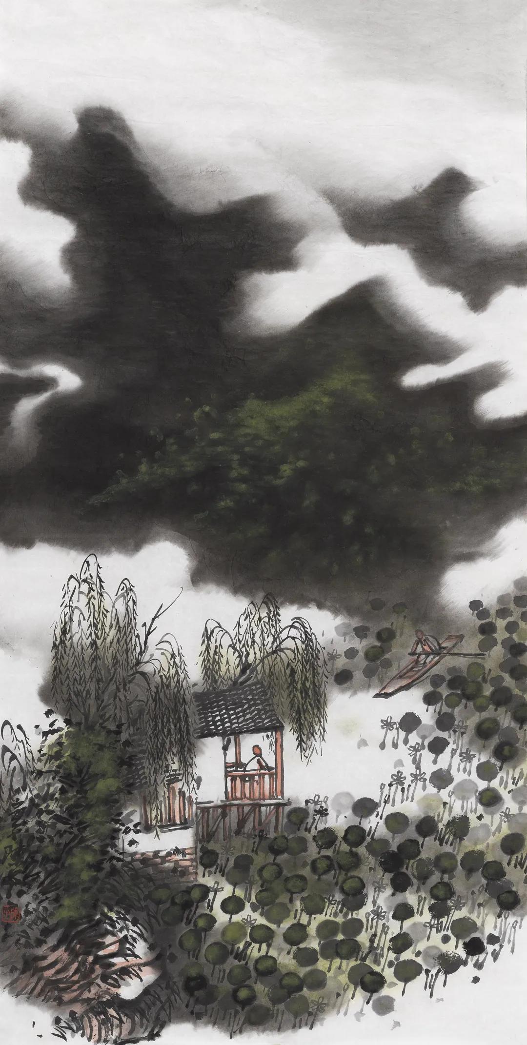当代名家书画作品网络拍卖会(第六十三期)