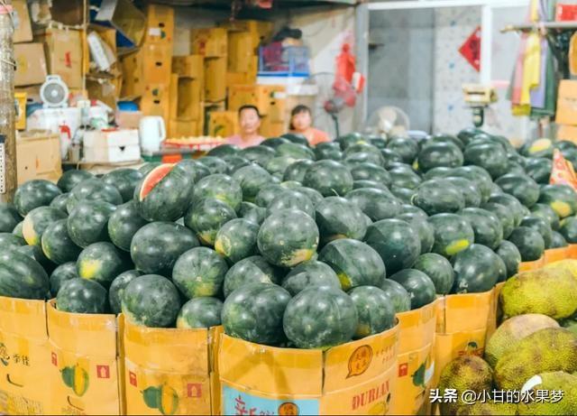 新手去水果批發市場進貨,一定要明白這些規則,收藏好了