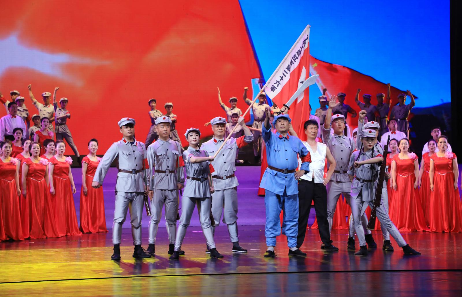 第四届铜川艺术节来啦!属于艺术与群众的盛会精彩呈现