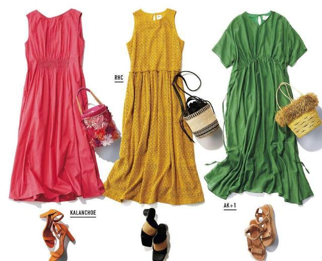 明艳色彩穿搭5个小秘密,夏天冲击人们视觉,穿上就超级出众