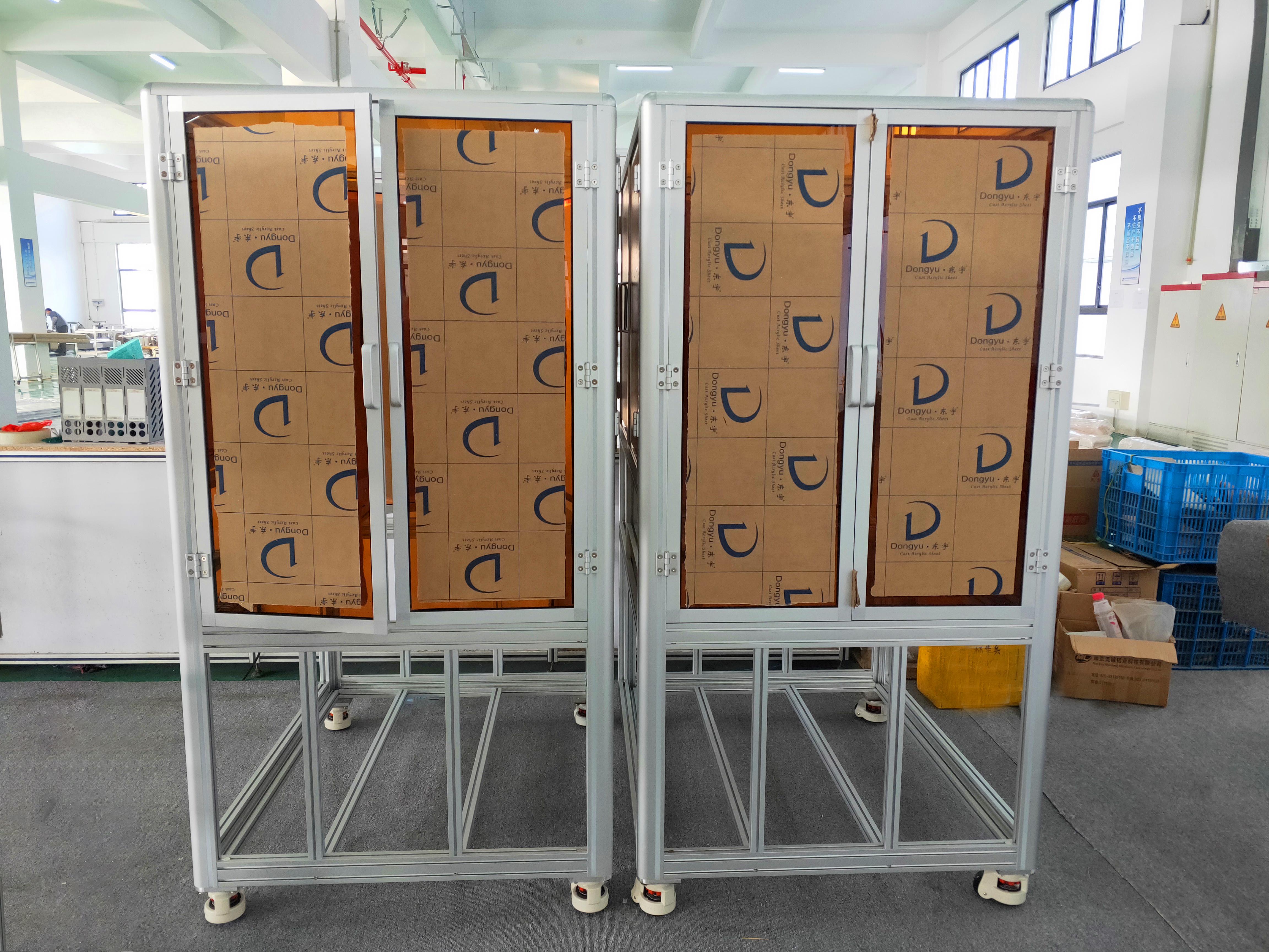 机架是什么(铝型材设备机架的作用和优势)