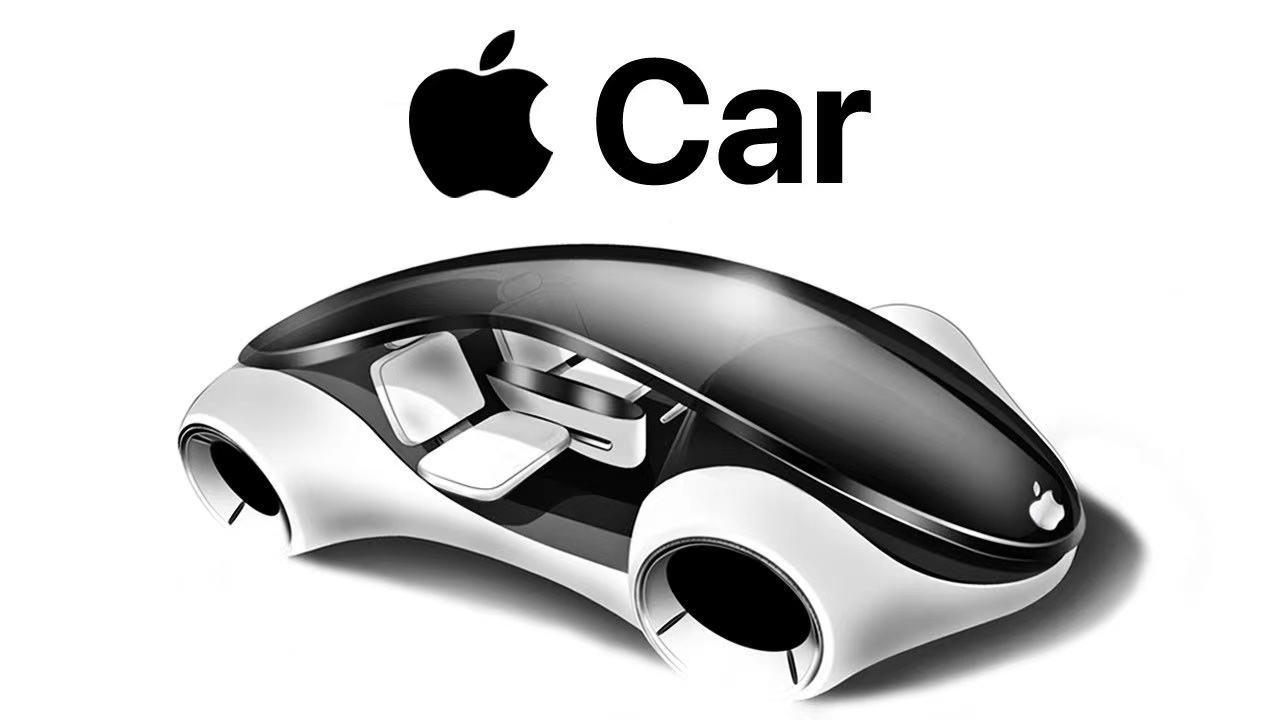 苹果或将于2024年推首款纯电车型 有望采用全新电池技术