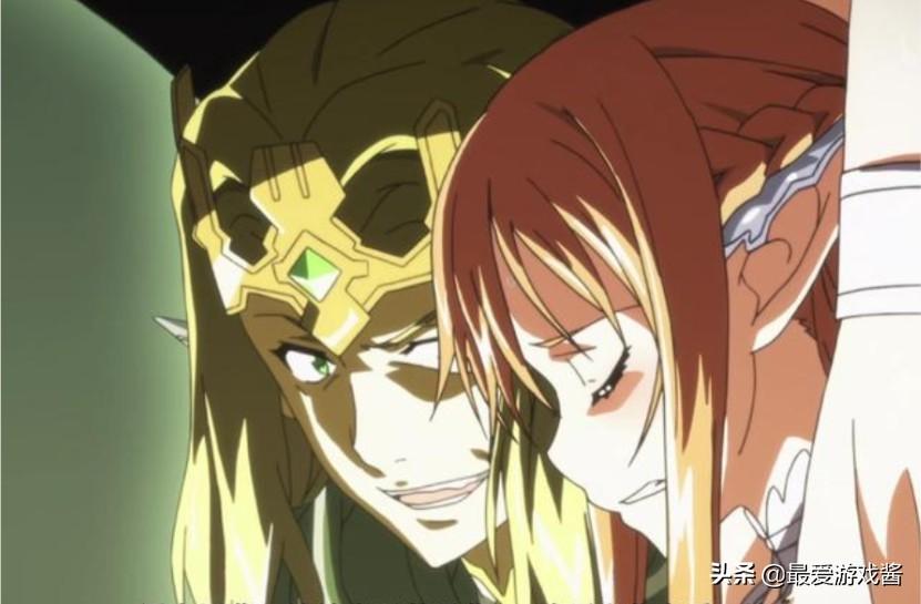 為什麼桐人和愛麗絲同居,亞絲娜卻一點不慌?網友:正宮的自信