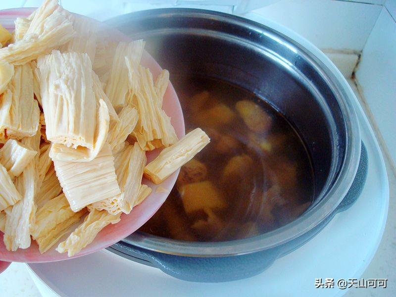 倒春寒,来个懒人菜,一锅出来,暖身暖胃,又能助消化 食疗养生 第9张