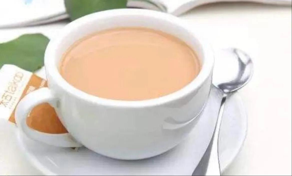 冬日里的第一杯奶茶