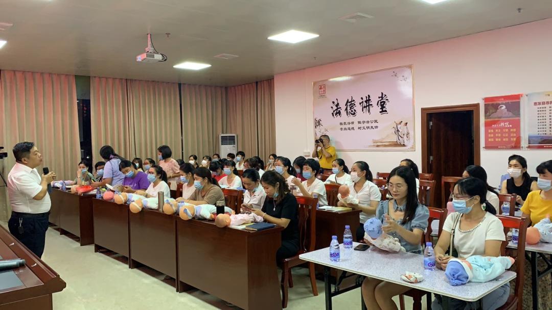 惠东县,免费育婴师培训火爆开启