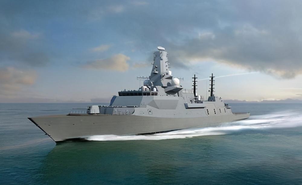 英国狂增军费,号称世界最强的军舰可以下饺子?专家:梦想真美好