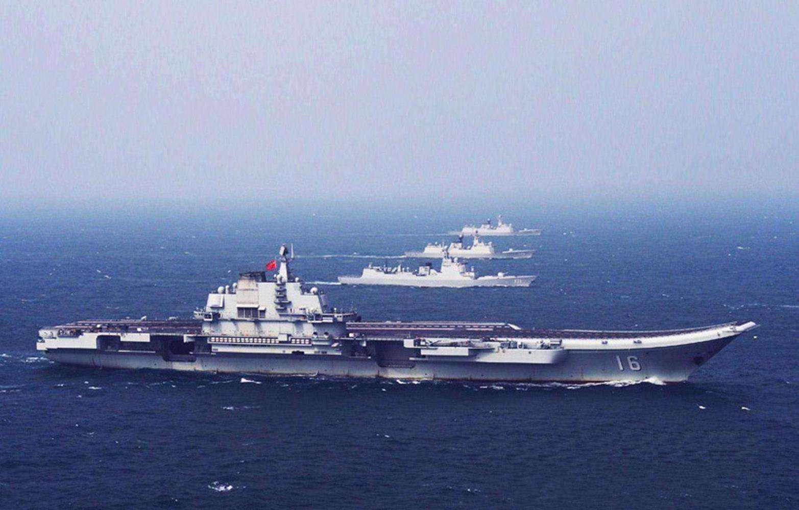 美媒:中国海军发展速度放缓 不!每隔一年能下水一个航母打击群
