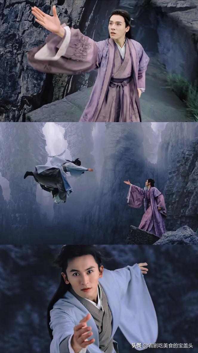 电视剧《山河令》:三种结局,两悲一喜,龚俊道出遗憾,求别虐