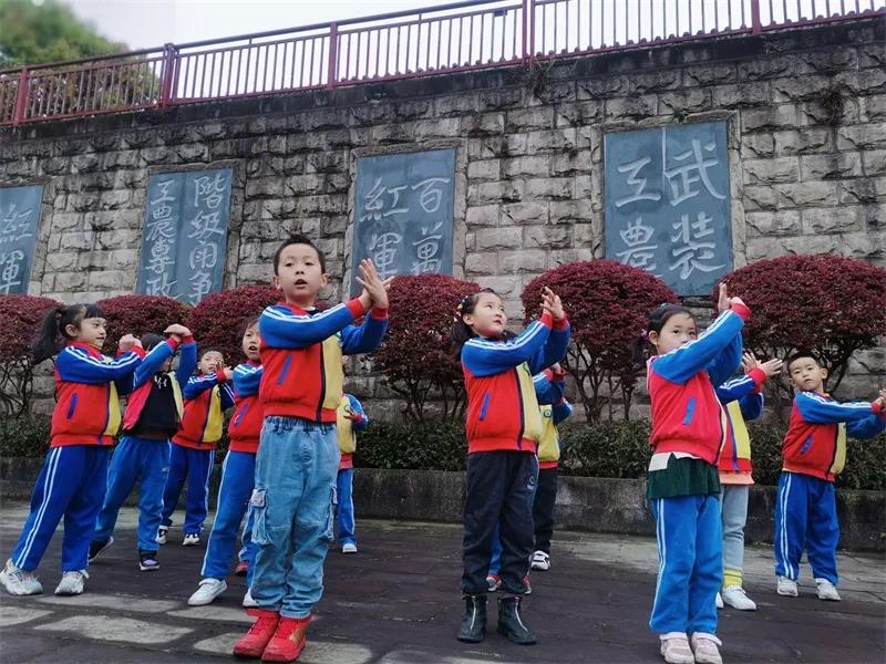 缅怀先烈敬英雄 融情寄思话清明——广元市树人幼儿园开展清明节主题教育活动