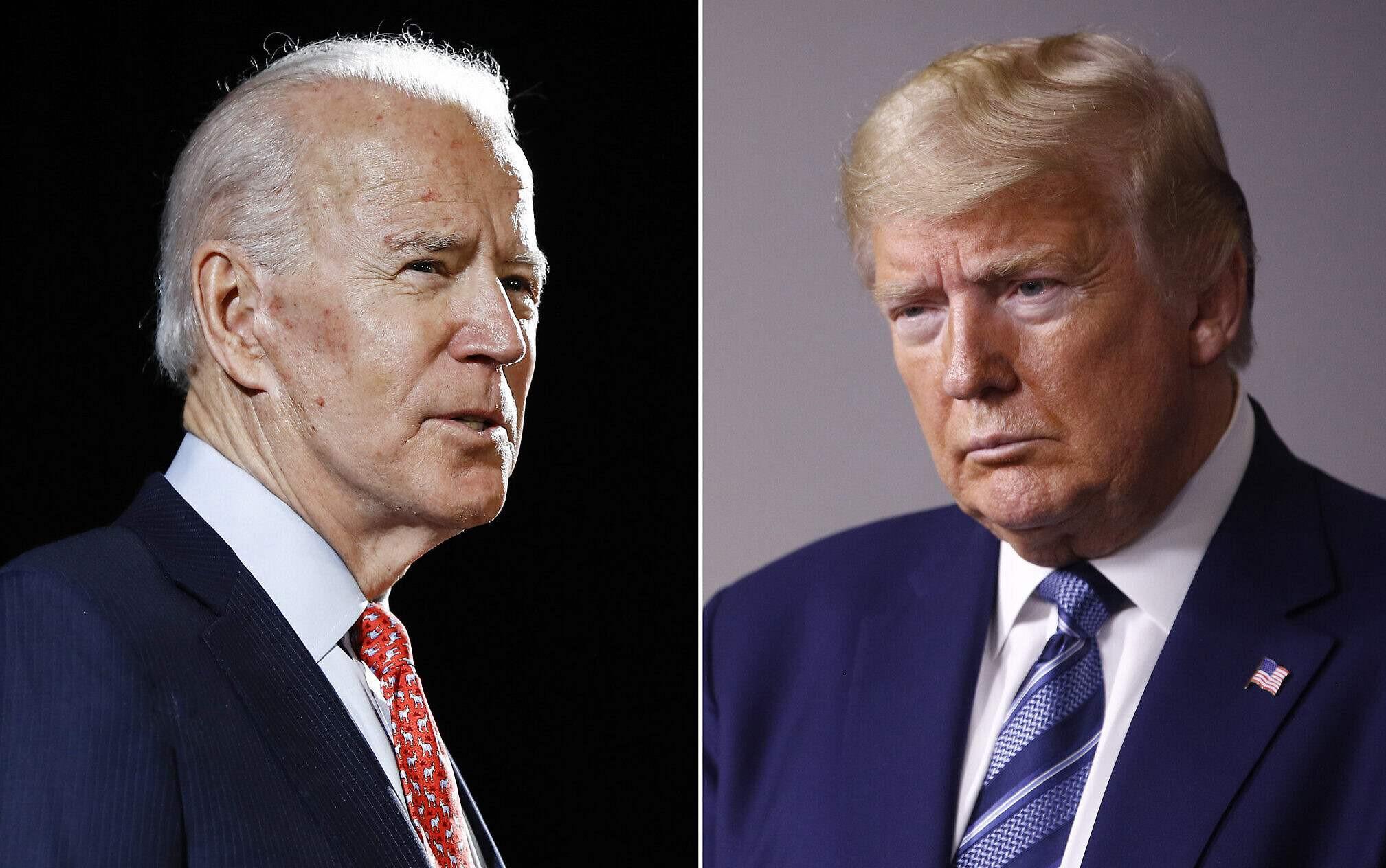 新一轮总统竞选较量开始,隔空辩论有四大看点,美国民众被迫选场