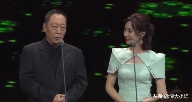 飞天奖颁奖60岁倪大红怎么了,陈数看他表现状态不佳原因?