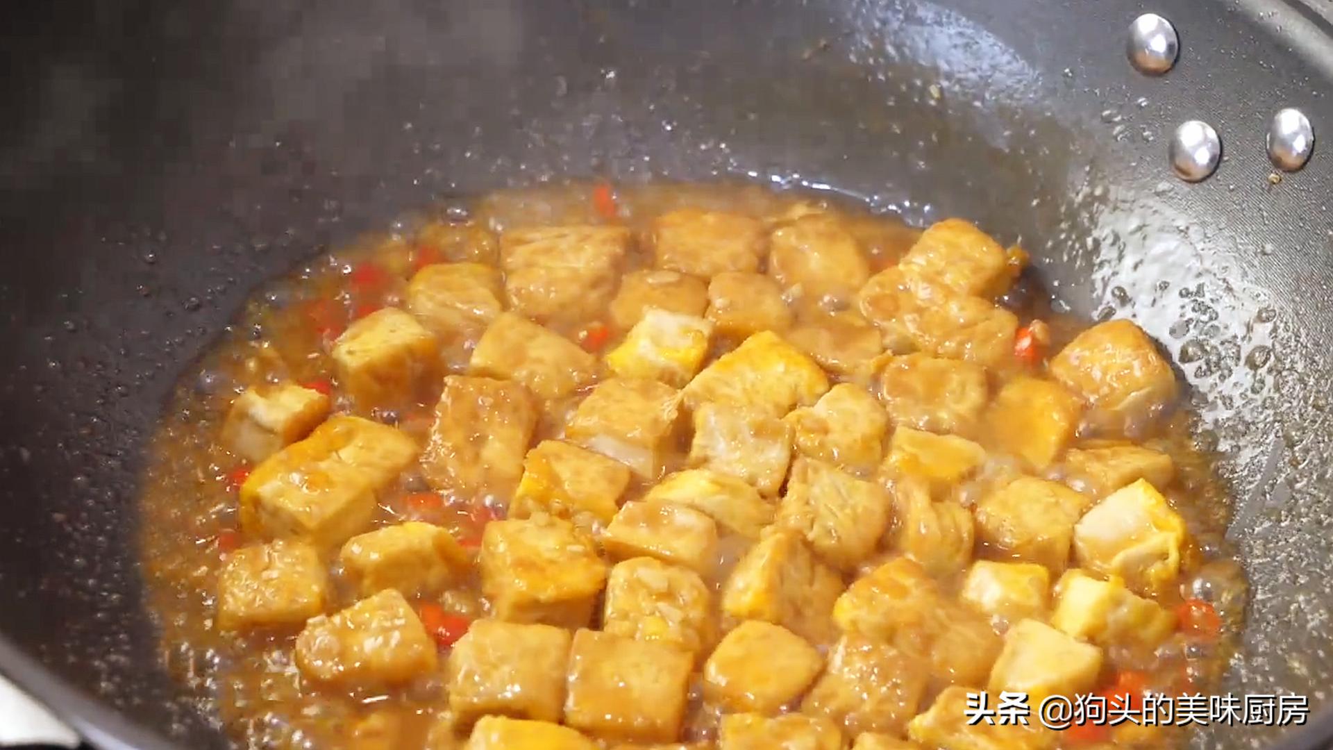 豆腐和它最配,简单易做,味道鲜美,比麻婆豆腐好吃,上桌就光盘 美食做法 第11张