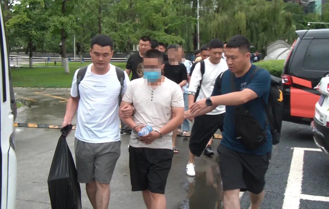 42人落网!白山靖宇警方破获跨境网络赌博案