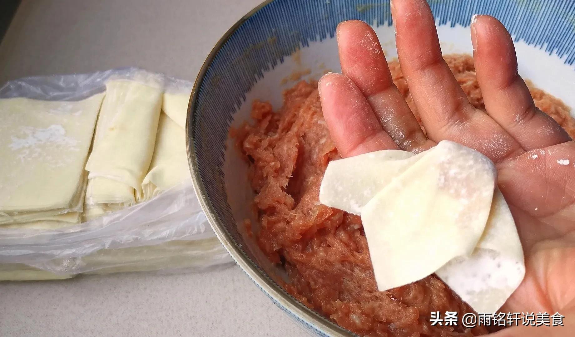 福建千里香餛飩秘製做法,詳細做法告訴你,湯鮮肉嫩,天天吃不膩