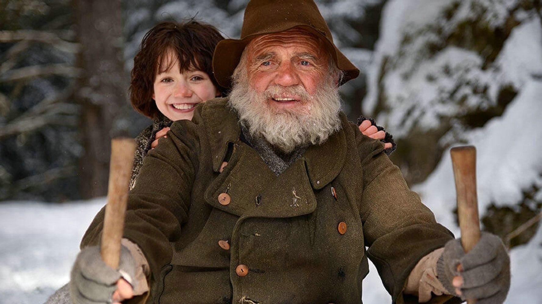 《海蒂和爷爷》:赤子之心的治愈力量