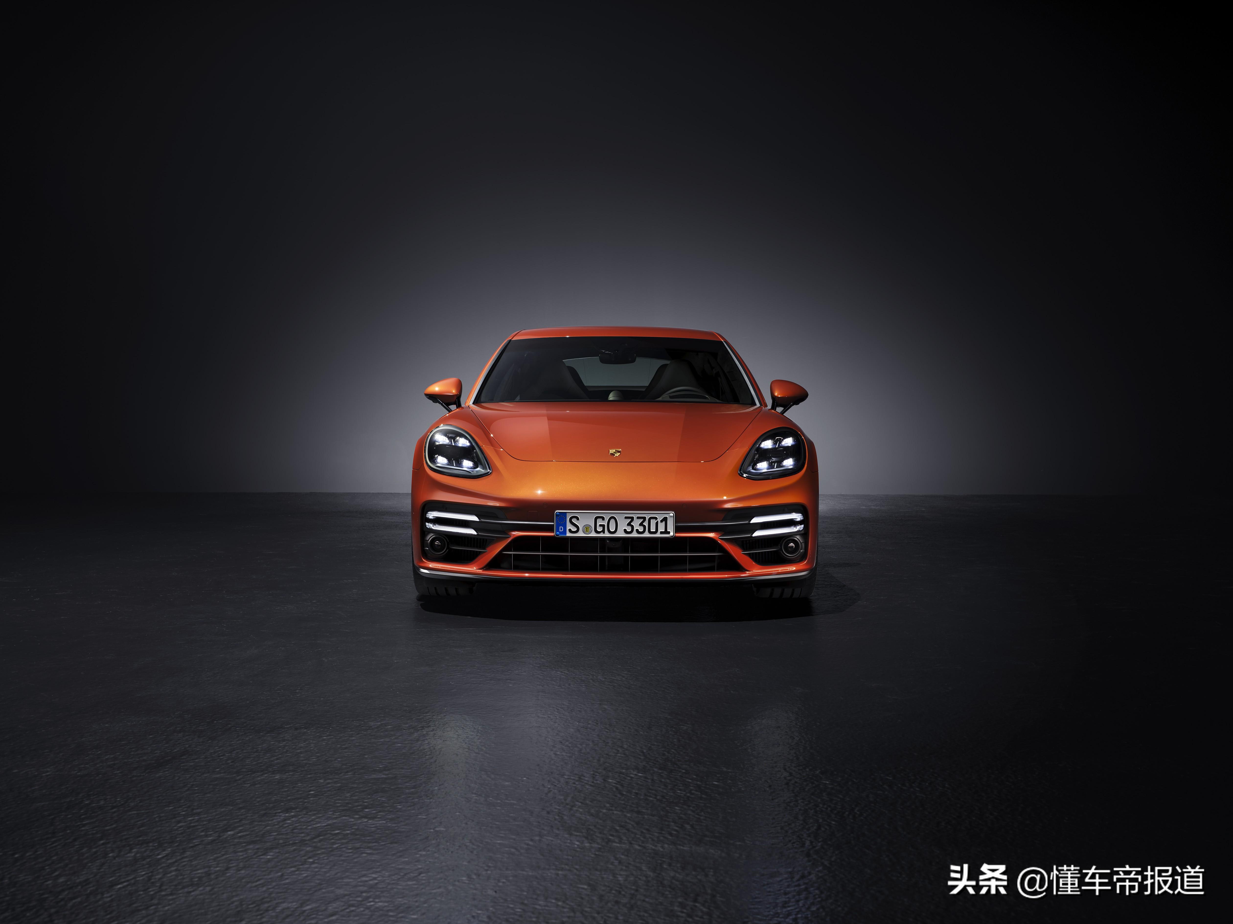 新车 | 售97.30万元起 保时捷新款Panamera预售