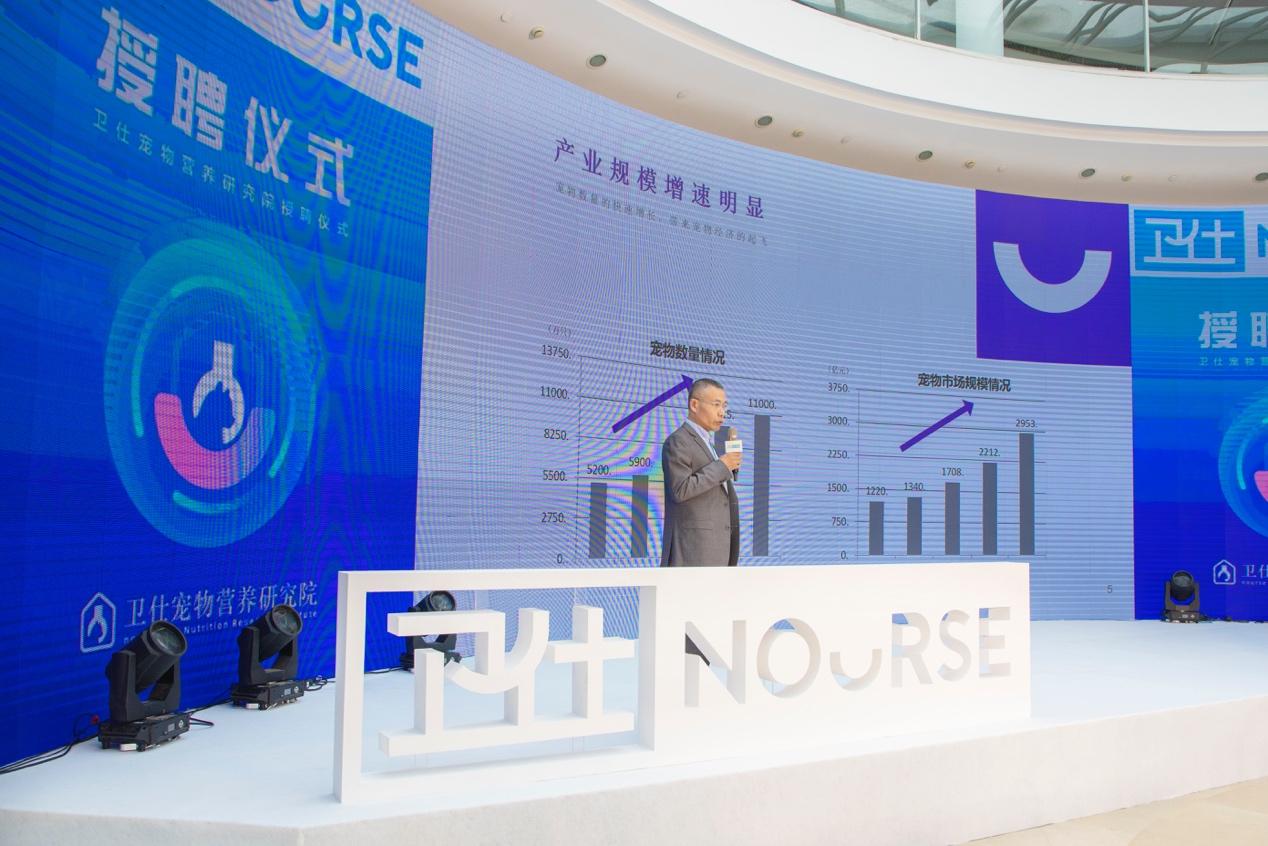 行业聚焦!卫仕成立宠物营养研究院,深度赋能中国宠物行业