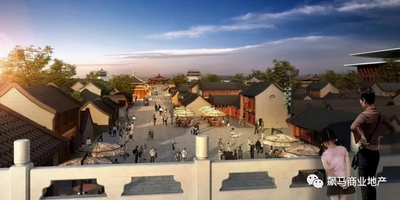 拒绝雷同!如何打造有特色的文化商业街?