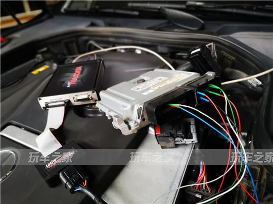 奔驰E200 2.0T 刷ECU动力改装 驾驶质感极其完美