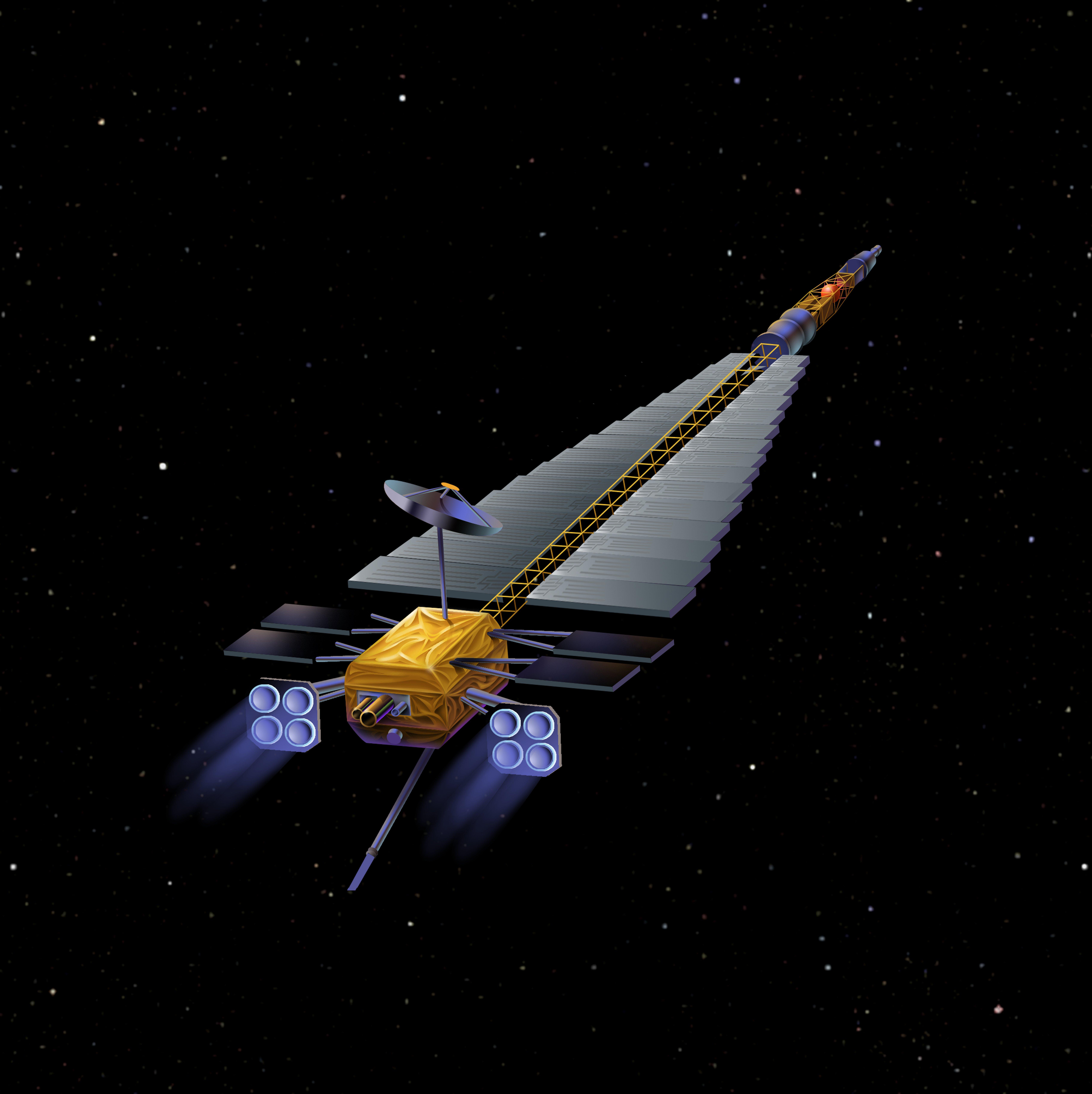 伽利略号到达7亿千米外深空,发现冰下海洋,颠覆人们对地外生命认知-第4张图片-IT新视野