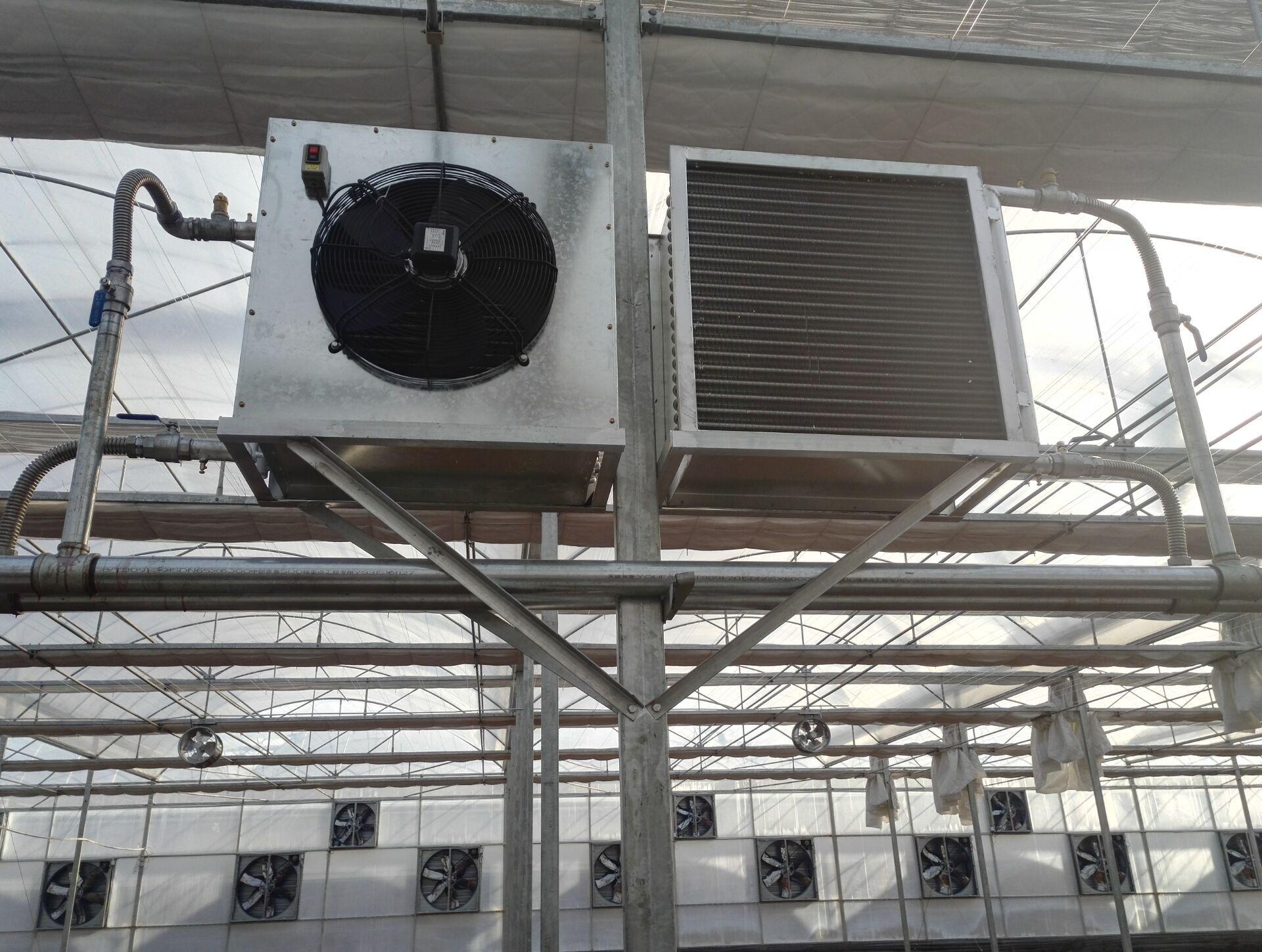 蔬菜和花卉温室大棚常见的采暖系统有哪些?大棚采暖设计