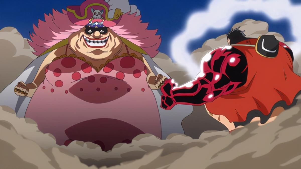 海賊王1002:大媽被超新星嚇壞!不敢再小看,一話擊暈倆劍士