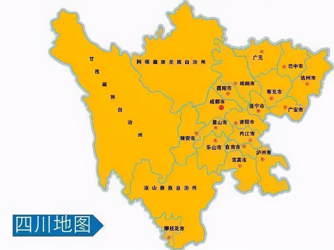 四川省一县级市,人口超90万,诞生了一位唐朝诗人