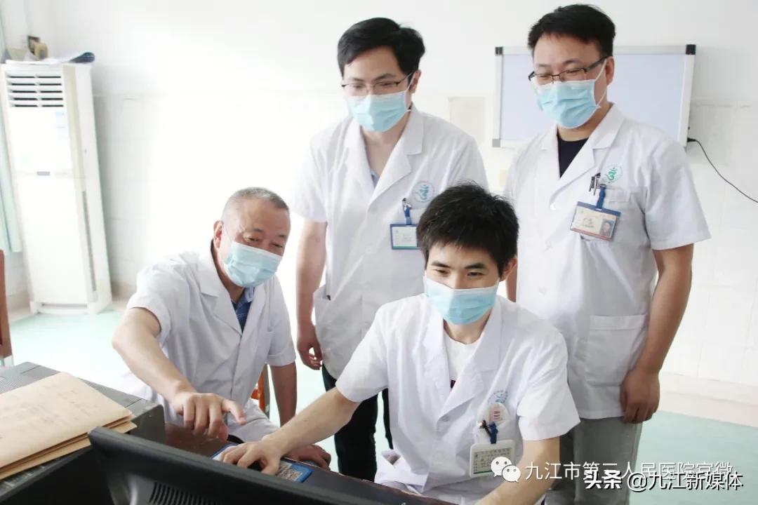 博观约取 进而有力——九江市第三人民医院成功完成一例腹腔镜下肾部分切除术