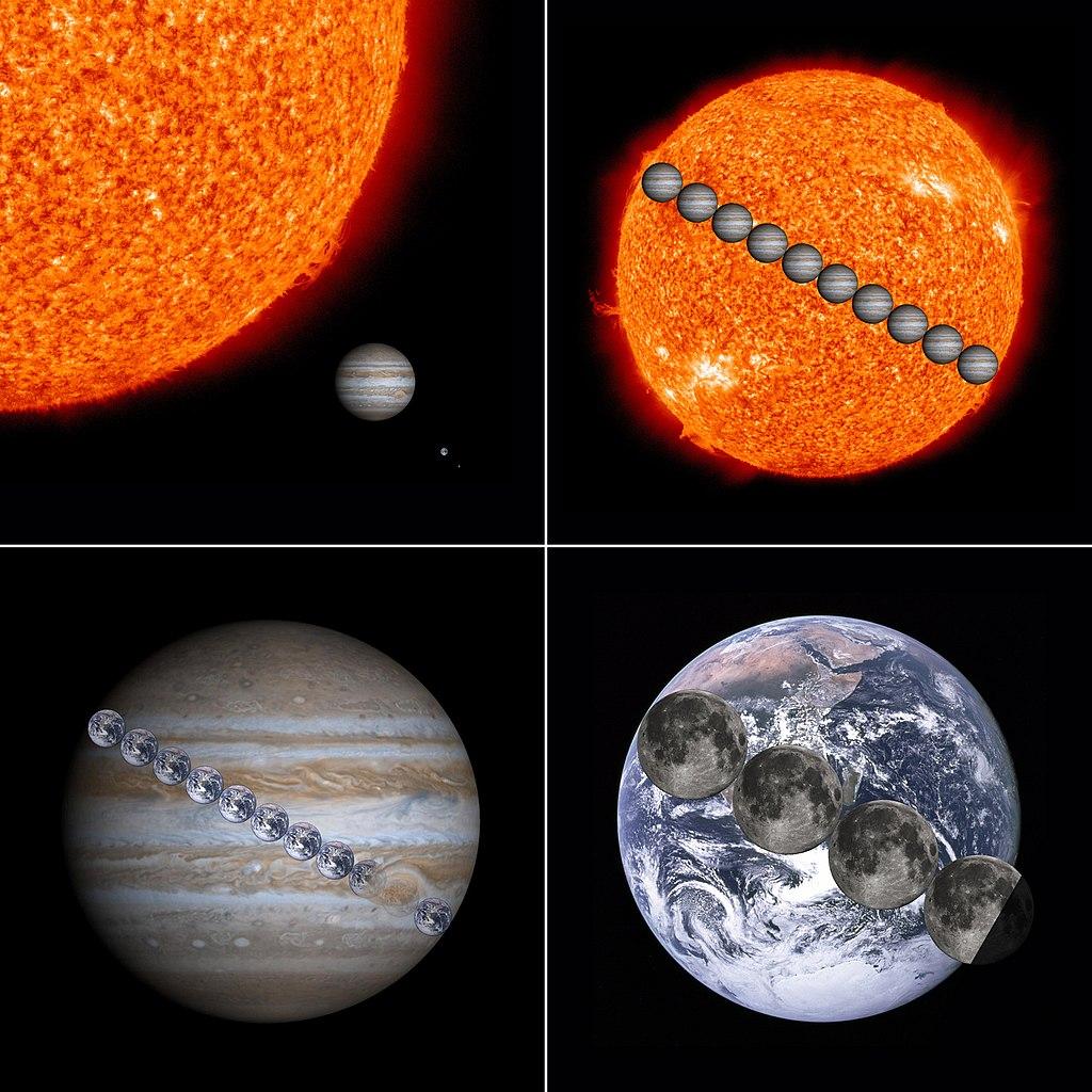 土星的白天比过去设想得更短,风和木星上的类似