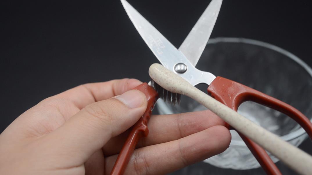 無論剪刀變得多鈍多銹,一個簡單的方法,剪刀鋒利如新刀,省錢了