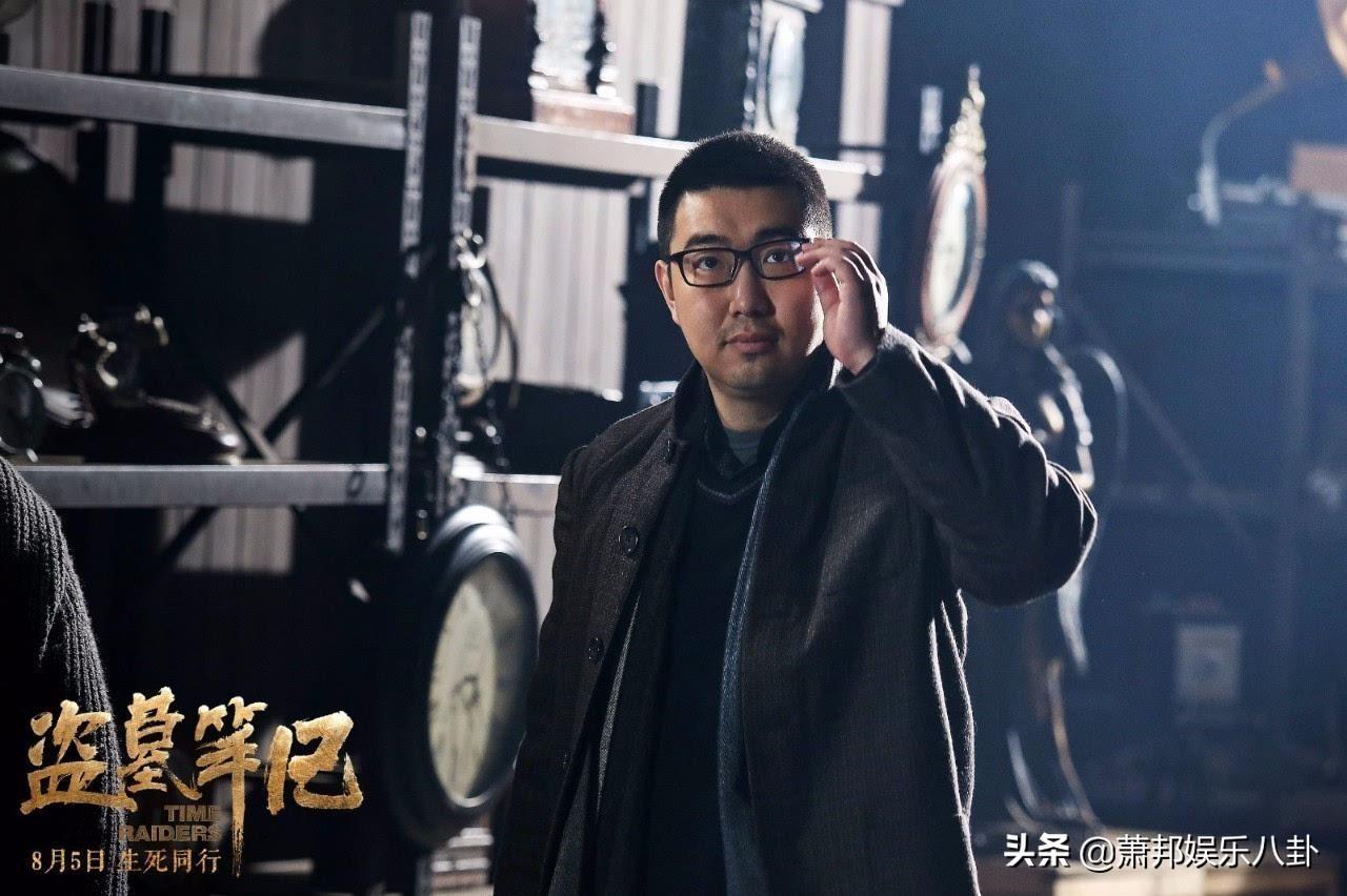 """今晚《重启之极海听雷》第二季张起灵""""黑化""""手忍刘丧,全程高能"""