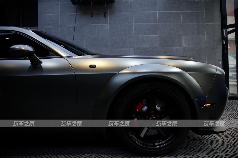 道奇挑战者改装升级 经典美式肌肉车的进化