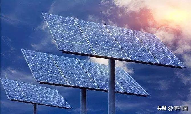 用新材料制造,更高效的太阳能电池