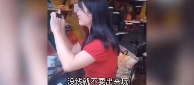 """云南再现""""黑旅游""""风波,游客进店不消费遭商家怒斥:穷鬼,没钱别出来玩"""