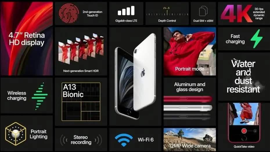 iPhone SE2再次减价,3299到2499,你要掌握iPhone吗?