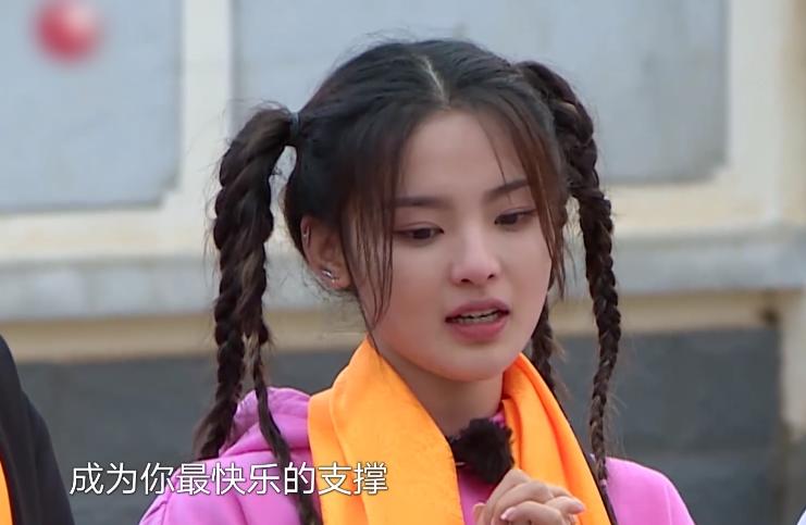 《极挑》公益后发言,贾乃亮简单真实,杨超越掏心窝的话太感人