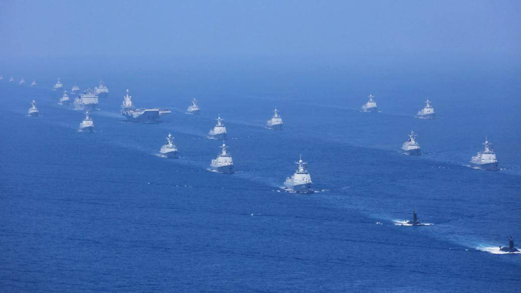 美媒煞有介事分析南海岛礁易攻难守,却忘了这仅仅是解放军体系战一部分