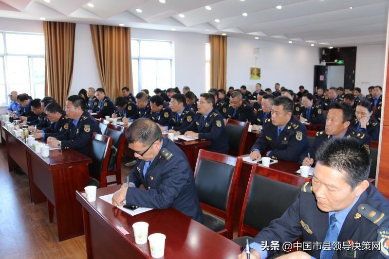 江苏响水县城管局举办党史学习教育专题宣讲会