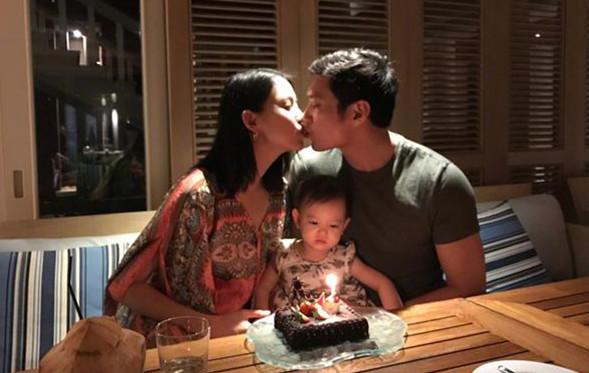 张梓琳元旦宣布怀二胎,4岁女儿手绘画迎接小宝宝,十足好姐姐