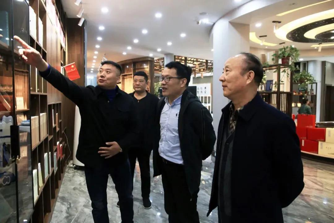泰山学者马士远教授做客墨子书院 点赞滕州传统文化创新