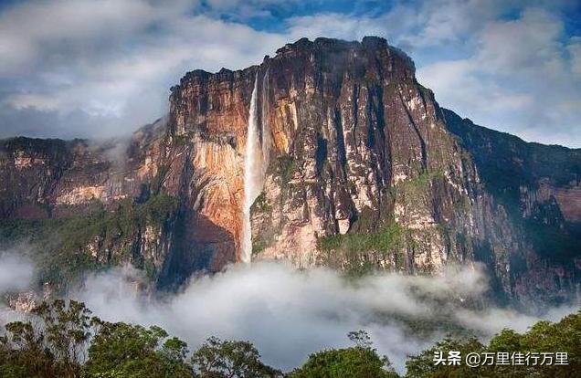 """重庆也有""""天使瀑布"""",美景藏在大山中,可惜很多人不知道"""