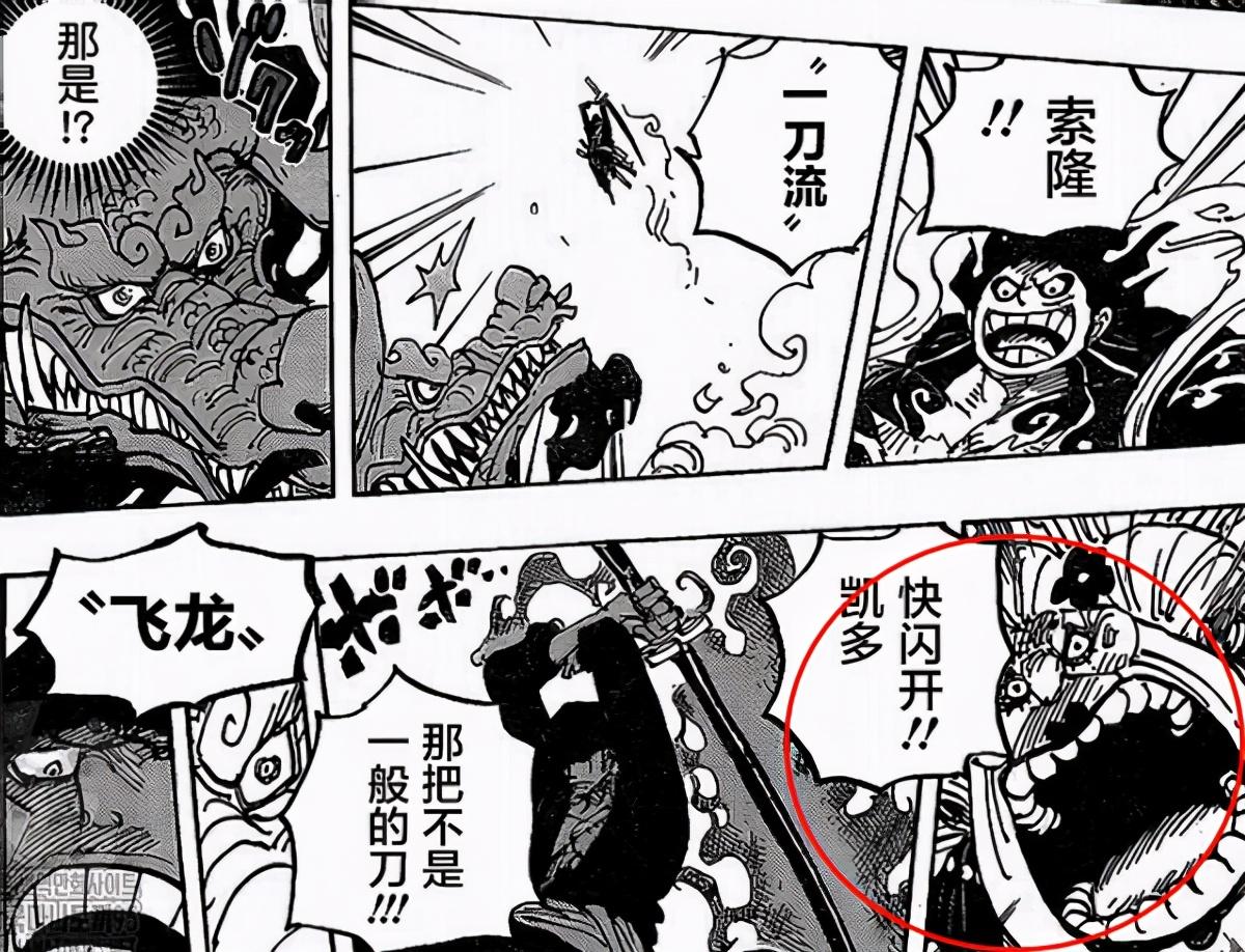 海賊王1002:超新星太強?大媽大吼,被嚇出鼻涕,讀者不滿