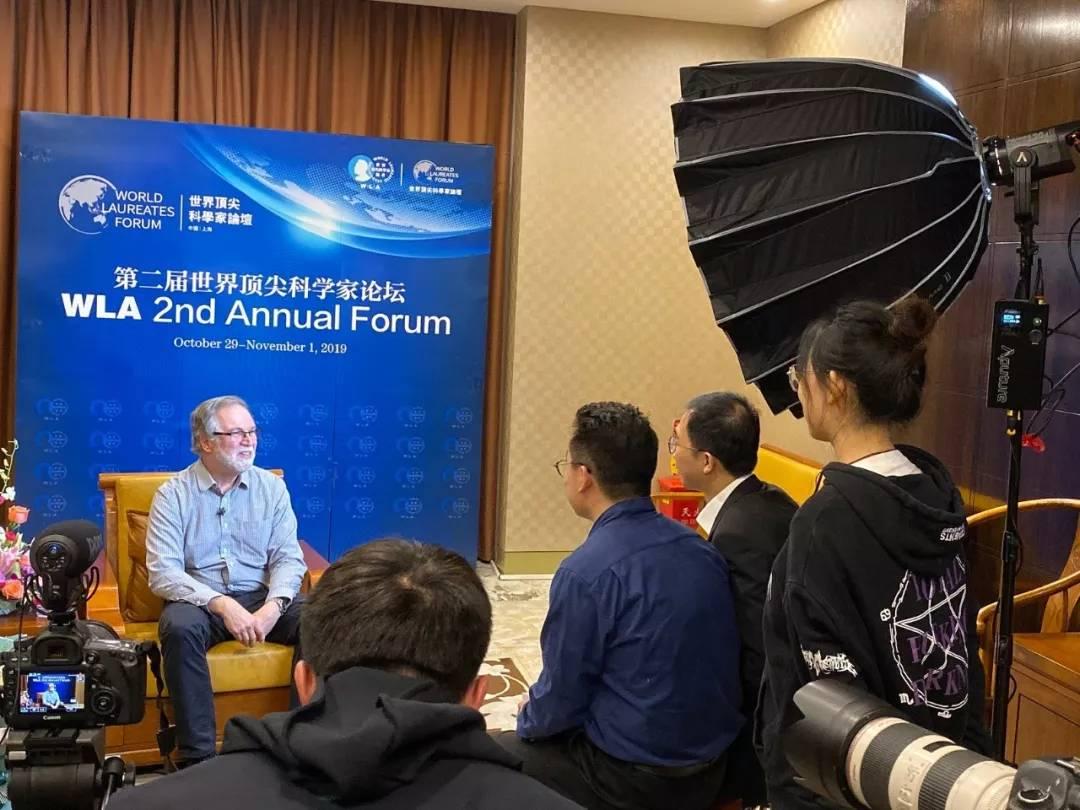 新晋诺奖得主塞门扎专访:做科研是一段美妙的旅程