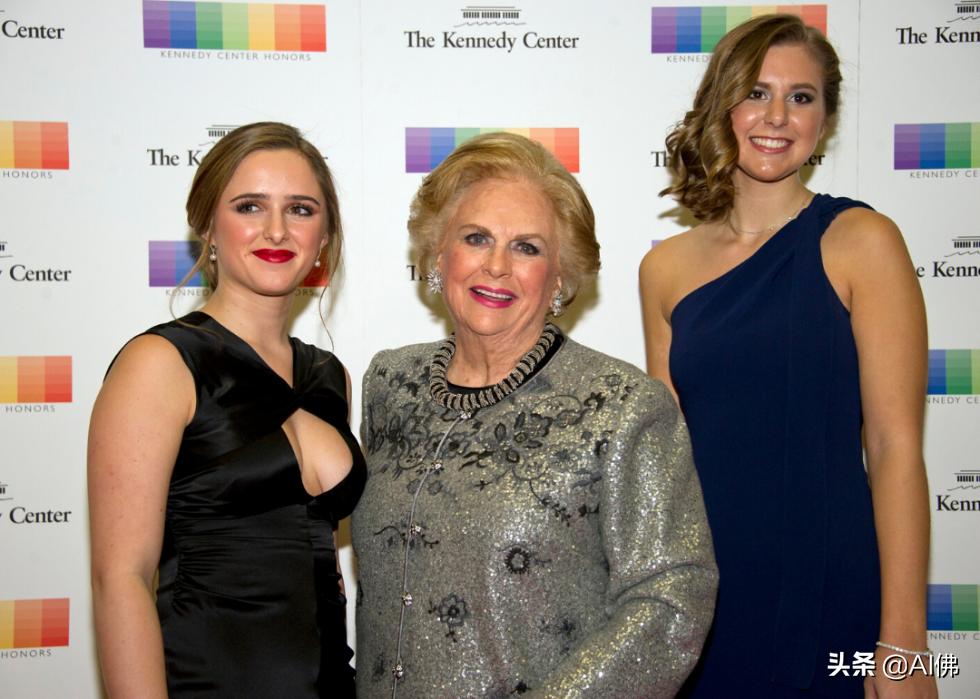 美国最富有的50名女性