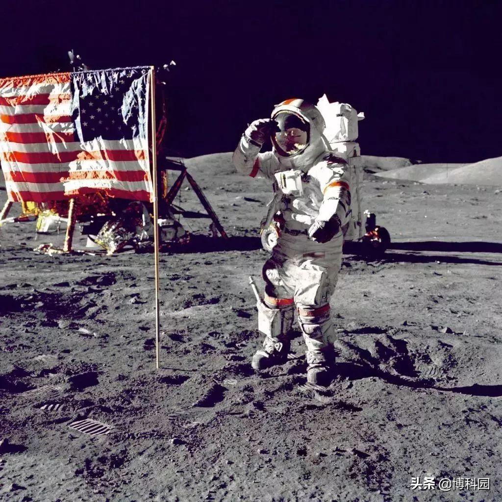 别再说登月造假了!人类第一次登月的这些细节,你还不知道吧?
