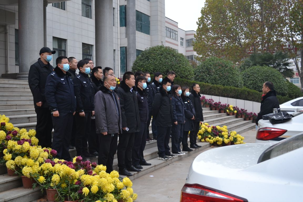 杞县人民法院强制执结一起相邻关系案