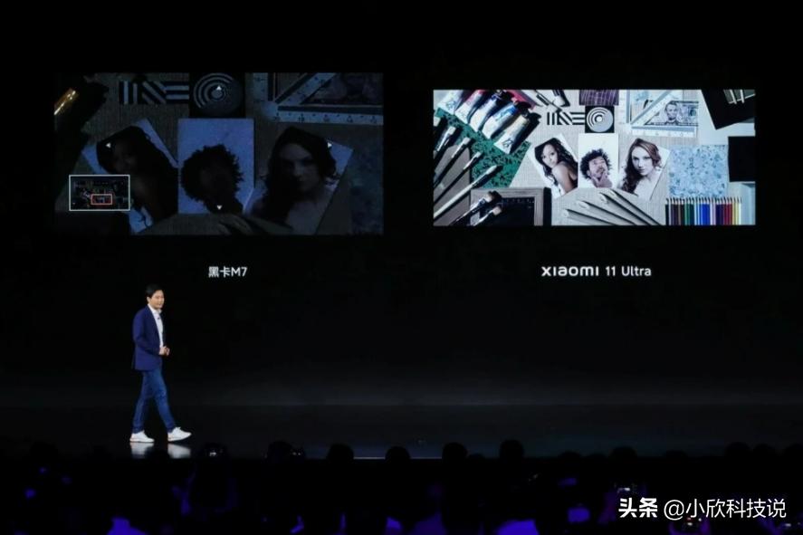 """""""安卓之光""""小米11ultra正式发布,影像系统无人能敌"""