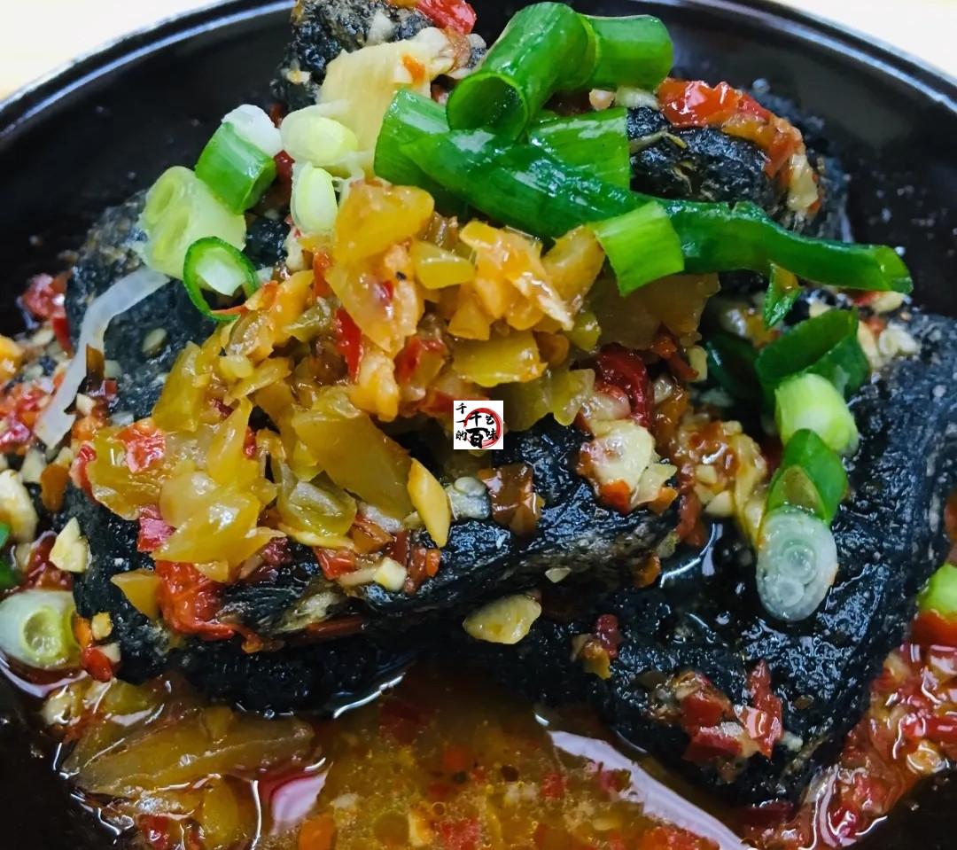 家常版臭豆腐,搭配泡菜和糖醋辣酱新吃法也不错 美食做法 第6张